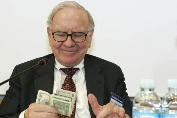warren-buffett money