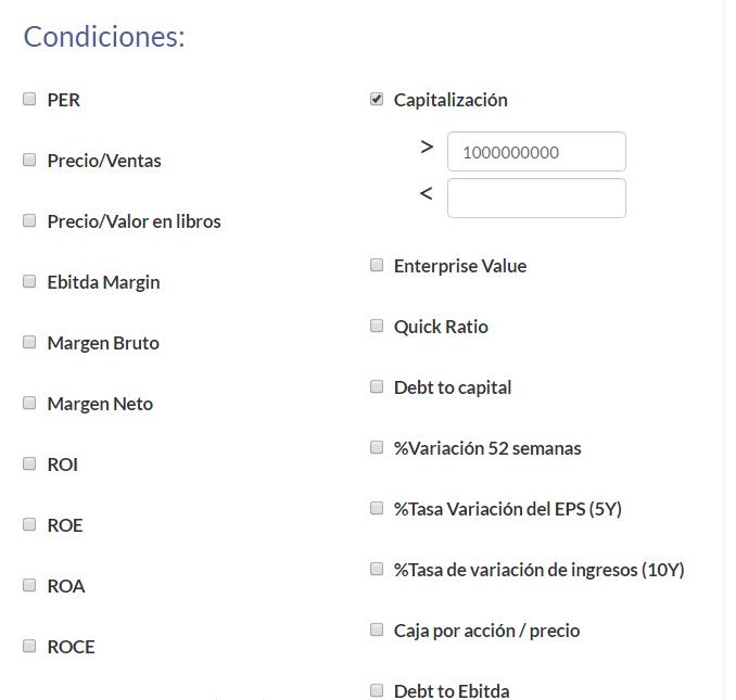 KAU+ Profesional - Trading cuantitativo - Capitalización superior a 1000M