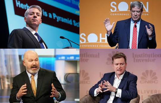 Inversores cortos