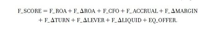 puntuación-piotroski-fórmula