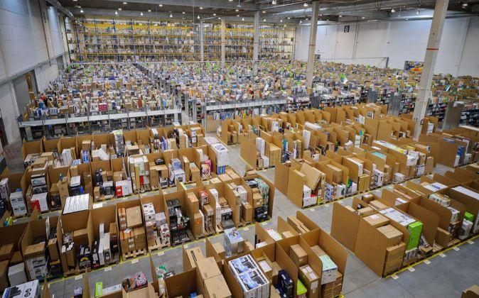 Libro La tienda de los sueños: Jeff Bezos y la era de Amazon