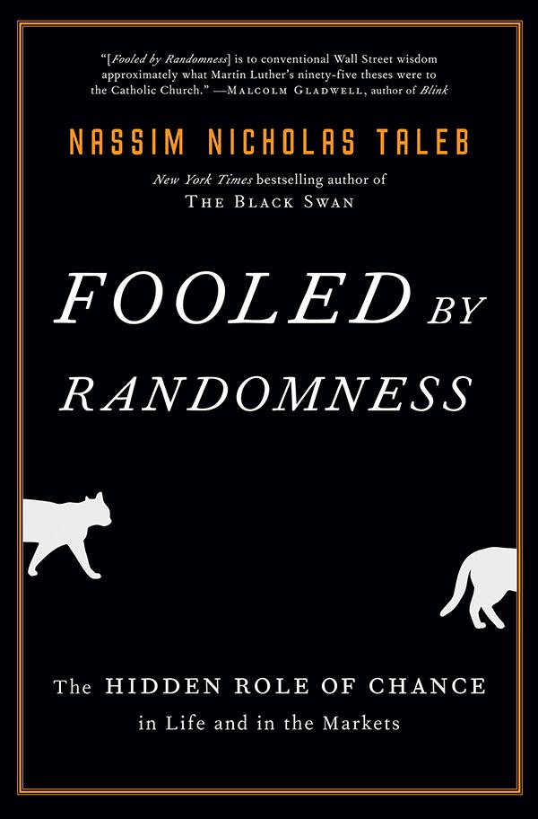 Comprar Fooled by Randomness