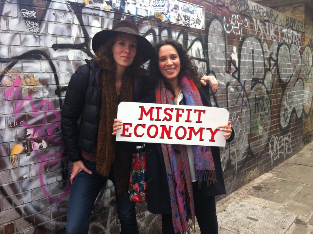 Libro Misfit Economy
