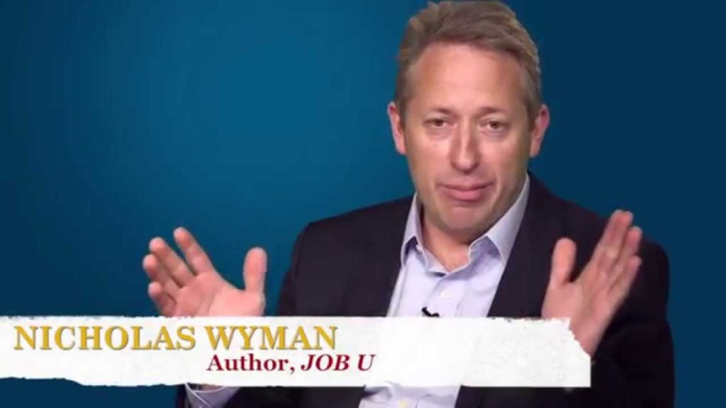 Libro Job U, How to Find Wealth and Success by Developing the Skills Companies Actually Need