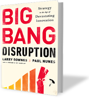 Comprar Big Bang Disruption: Strategy in the Age of Devastating Innovation
