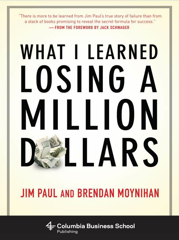 Comprar What I Learned Losing a Million Dollars