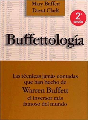 Portada del libros Buffettología