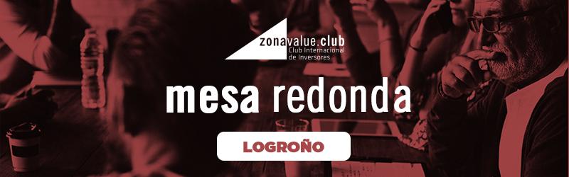 Mesa redonda en Logroño, cómo crear carteras resistentes a la próxima recesión