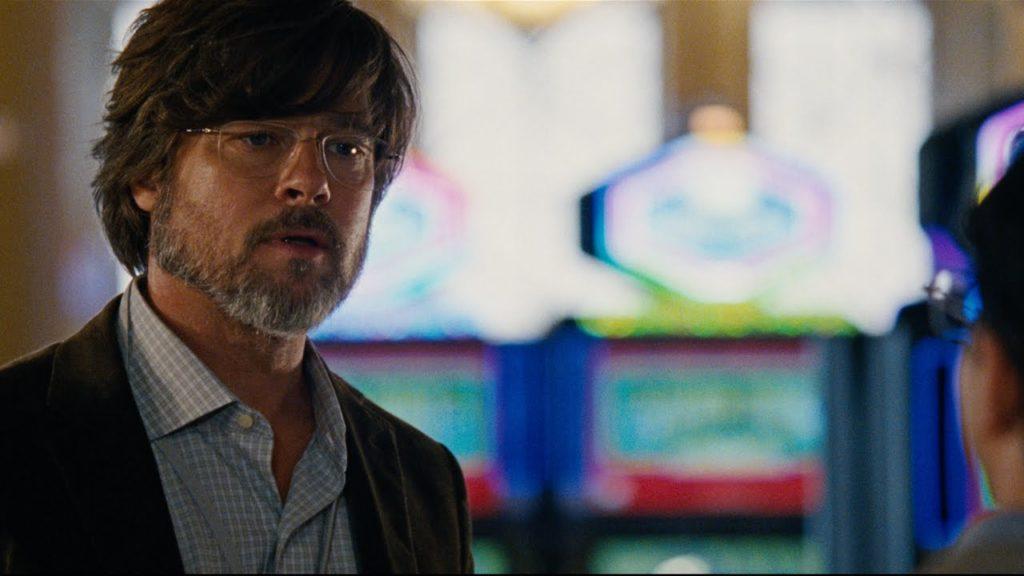 BEN RICKERT (Brad Pitt)