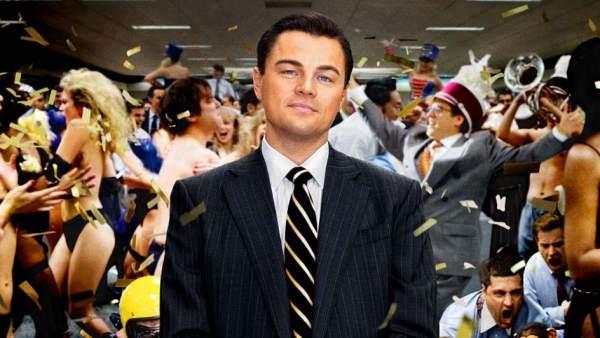 El lobo de Wall Street fotograma