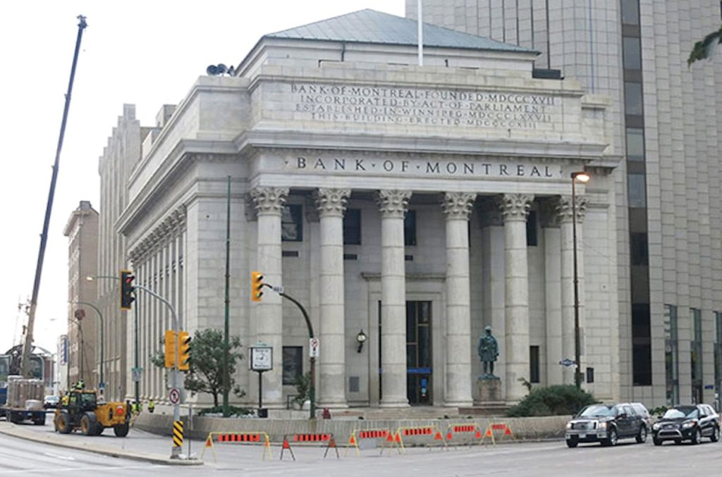 Bank of Montreal.