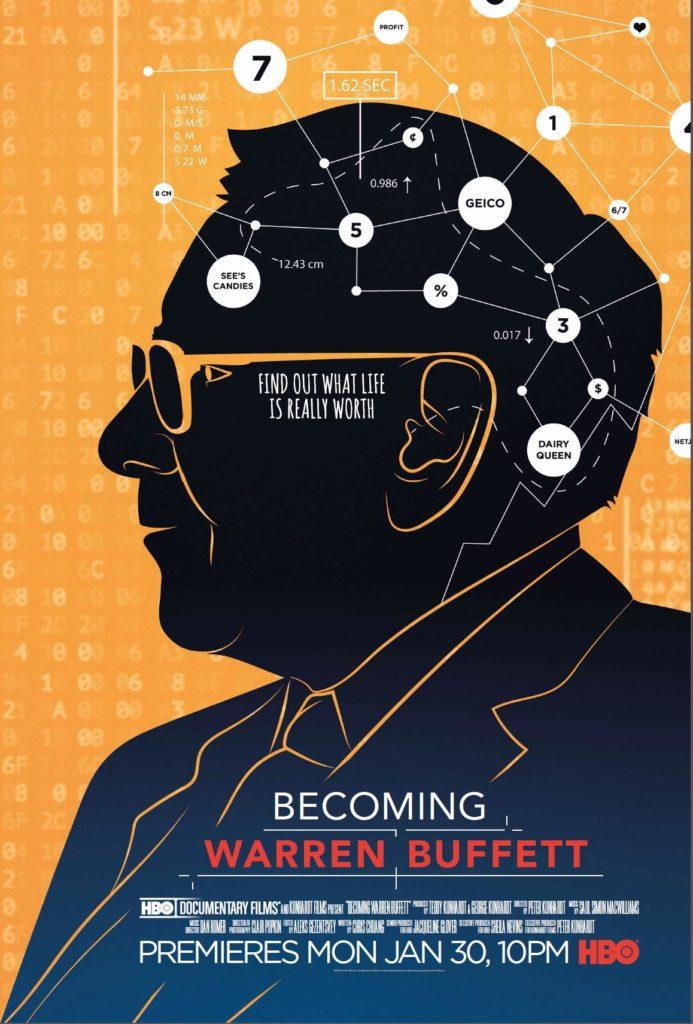 """Portada """"Becoming Warren Buffett"""""""