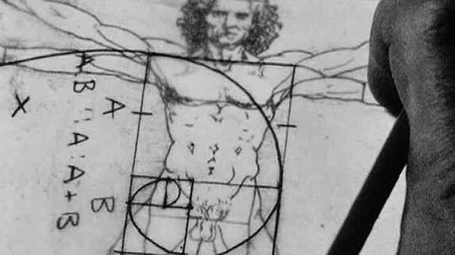 Pi, el Orden del Caos fotograma