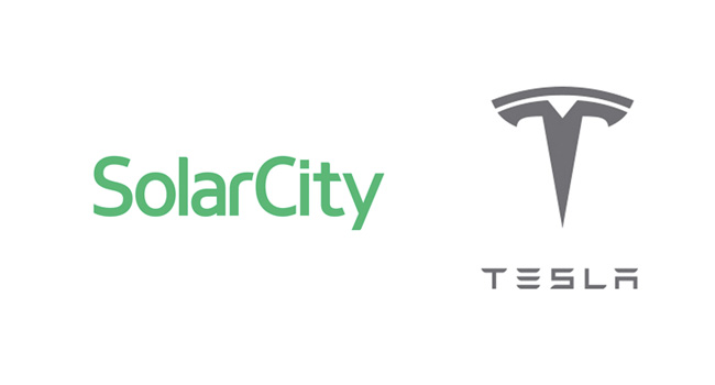 Tesla-SolarCity.