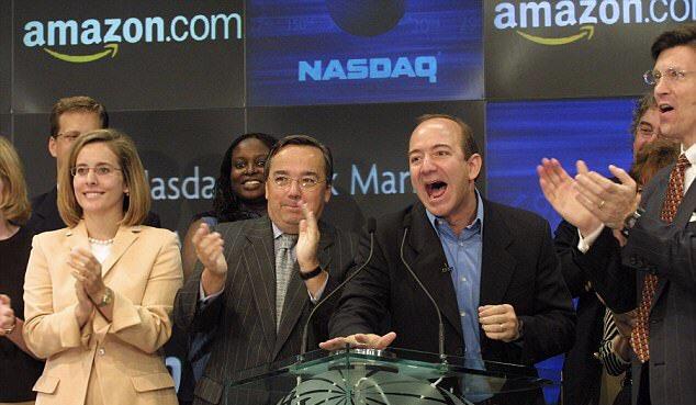 IPO de Amazon