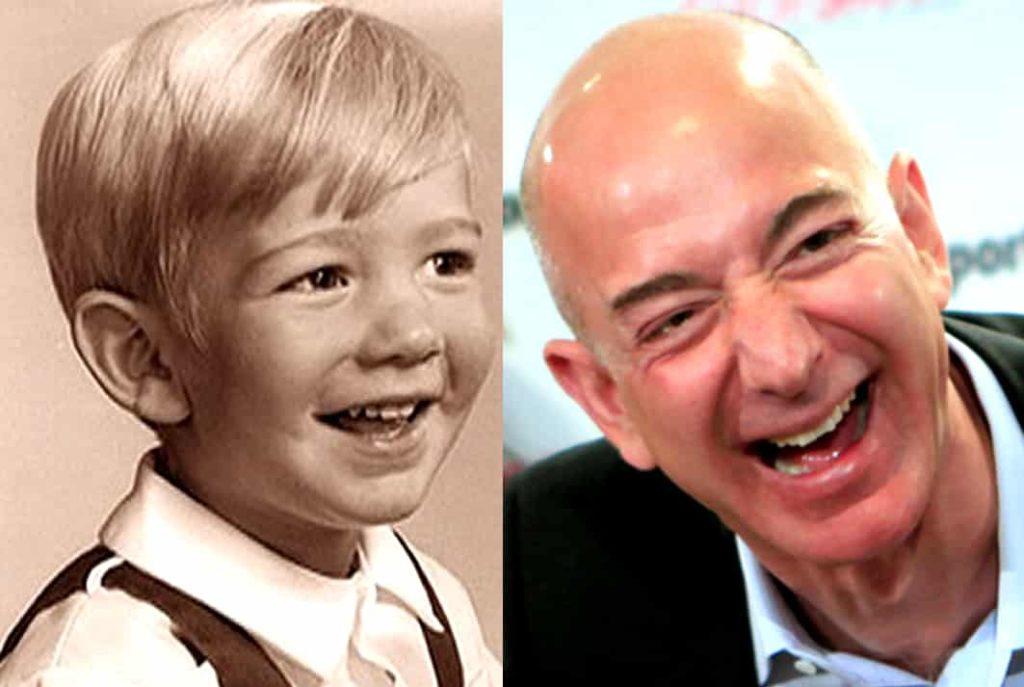 Jeff Bezos nació el 12 de enero de 1964 en Albuquerque