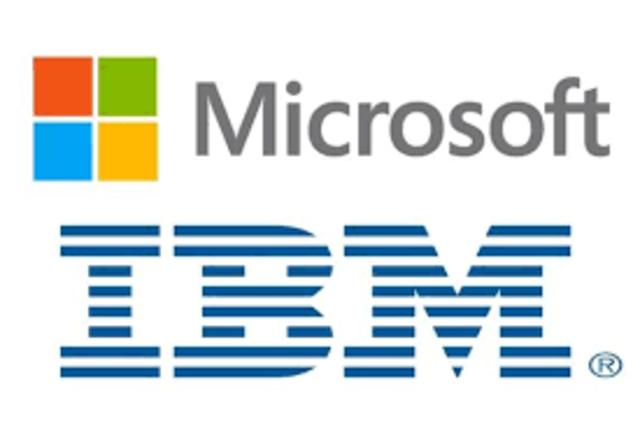 Microsoft e IBM