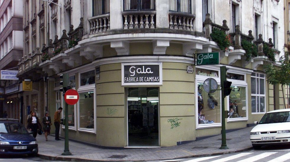 Camisería Gala