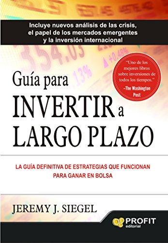 Portada del libro 'Guía para invertir a largo plazo'