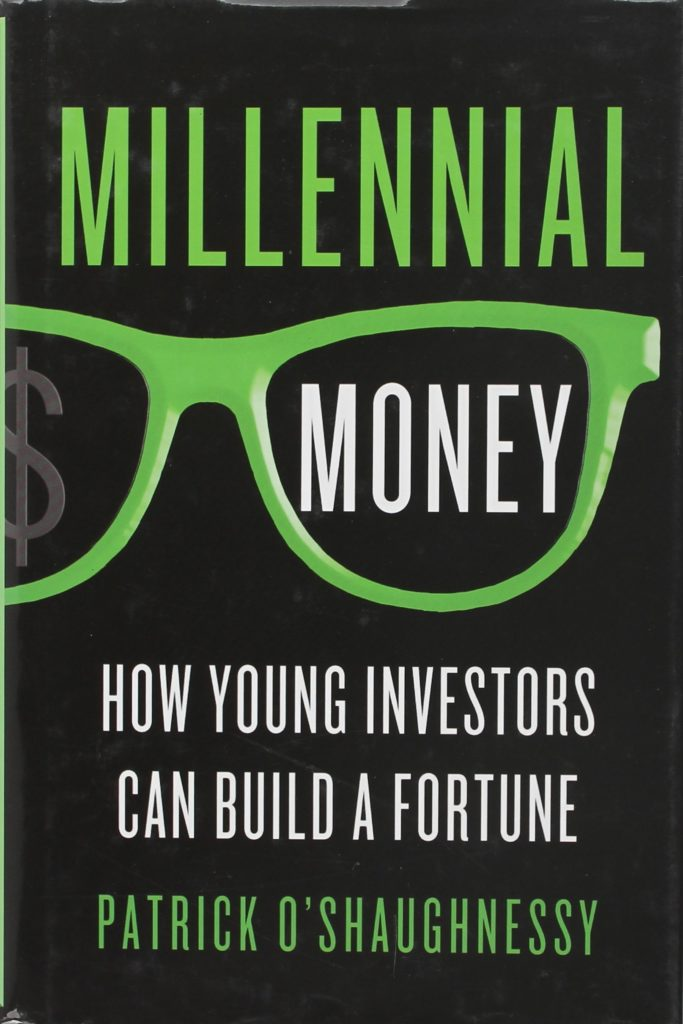 Portada del libro 'Millennial Money How Young Investors Can Build a Fortune'