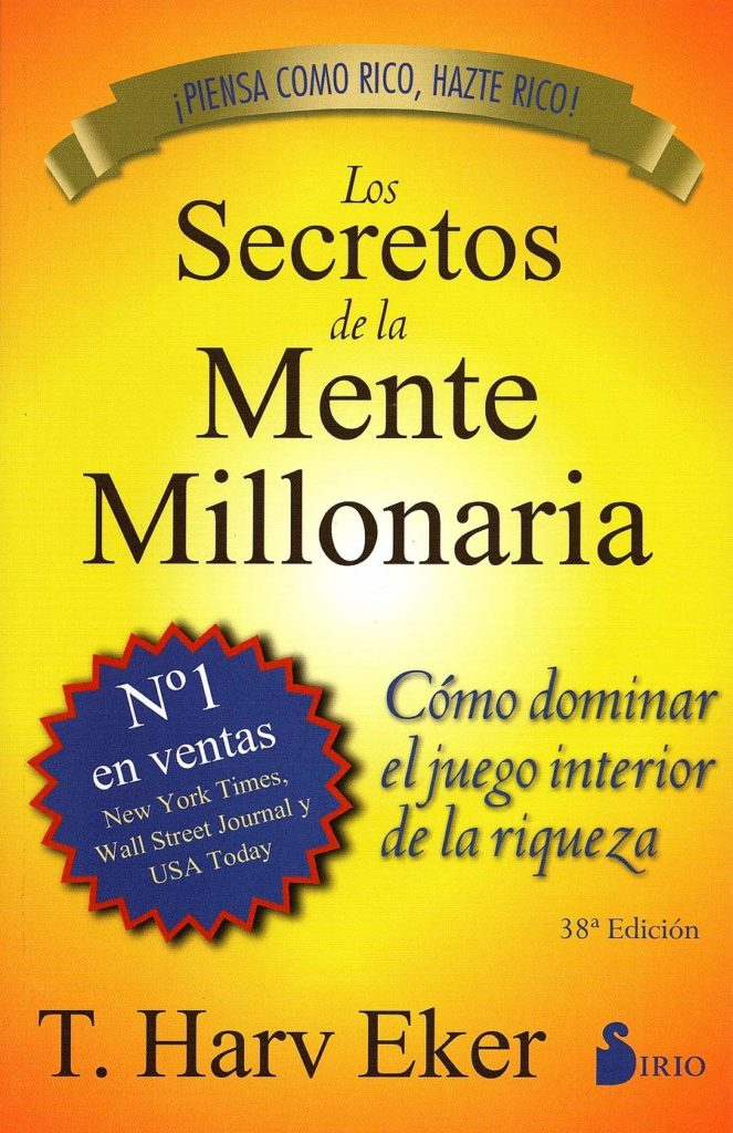 Portada del libro: Los secretos de la mente millonaria