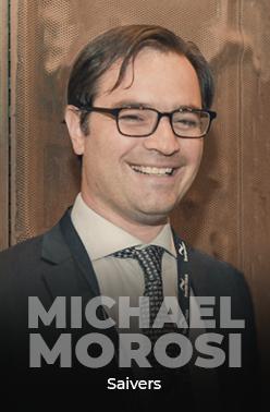 Masterclass con Michael Morosi