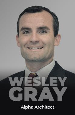 Masterclass con Wesley Gray