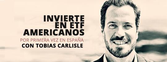 Invierte en los ETF de Tobias Carlisle directamente sin limitaciones
