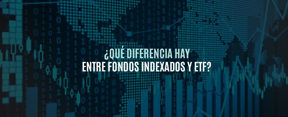 diferencias fondos indexados
