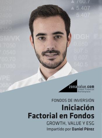 Curso de Inversión factorial en Fondos de inversión